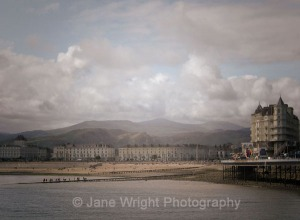 The Grand Hotel, Llandudno by Jane Wright Photography
